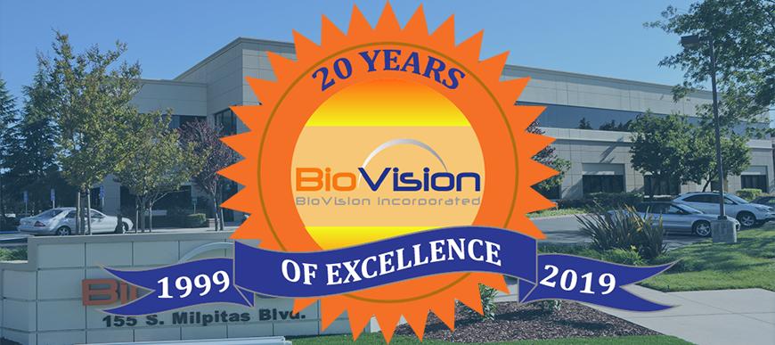 BioVision 20 Years