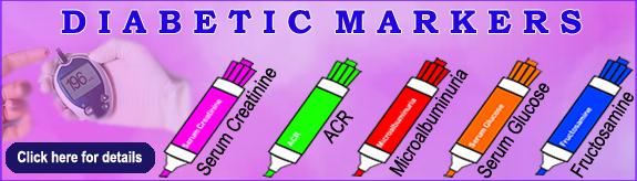 Diabetic Markers