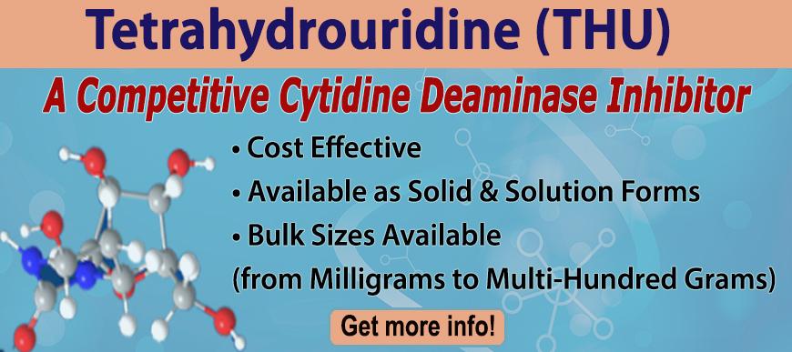 Tetrahydrouridine