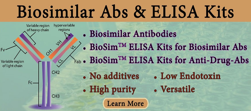 Biosimilar Abs & ELISA Kitst