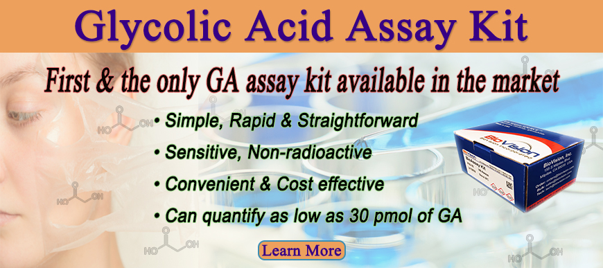 Glycolic Acid Assay Kit
