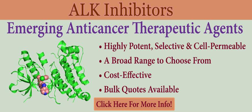 ALK Inhibitors