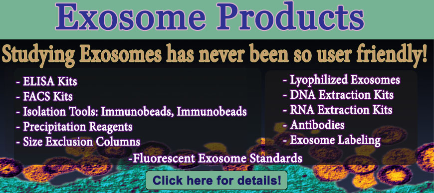 Exosome Research Products