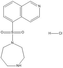 Fasudil, Monohydrochloride