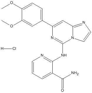 Bay 61-3606 Hydrochloride