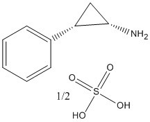 Tranylcypromine Hemisulfate