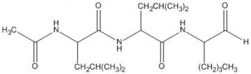 Calpain Inhibitor I, ALLN