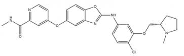 VEGFR-2 inhibitor