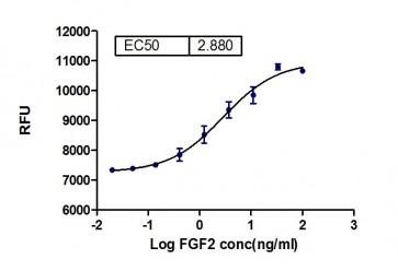 FGF-2/FGF-basic, human recombinant
