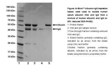 Hi-Bind™ Albumin-IgG Depletion Beads