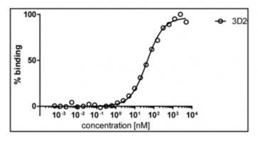 Anti-HDAC6 Monoclonal Antibody (D2 domain-specific)