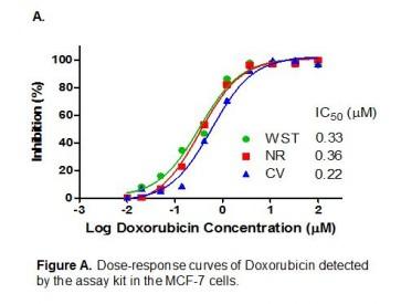 Cell Cytotoxicity Assay Kit II (WST-SRB-Crystal Violet)