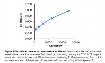 MTS Cell Proliferation Colorimetric Assay Kit