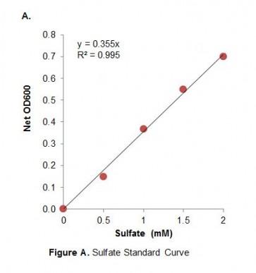 Sulfate Assay Kit