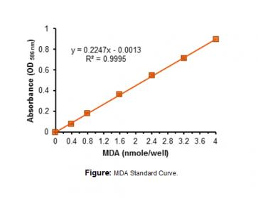 Lipid Peroxidation Colorimetric Assay Kit