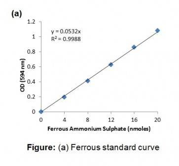 Ferric Reducing Antioxidant Power (FRAP) Assay Kit (Colorimetric)