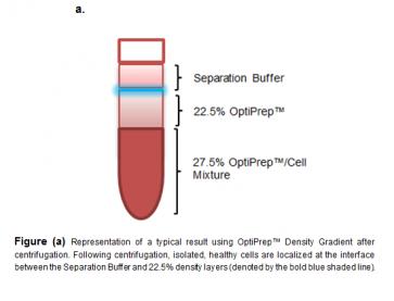 OrgFrontier™ Viable/Non-Viable Cells Separation Kit