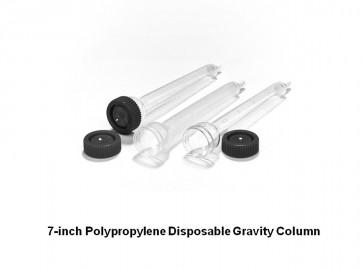 """7"""" Polypropylene Disposable Gravity Column"""