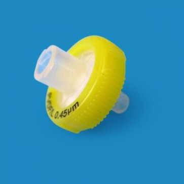PVDF Syringe Filters, 0.45 µm, 25mm