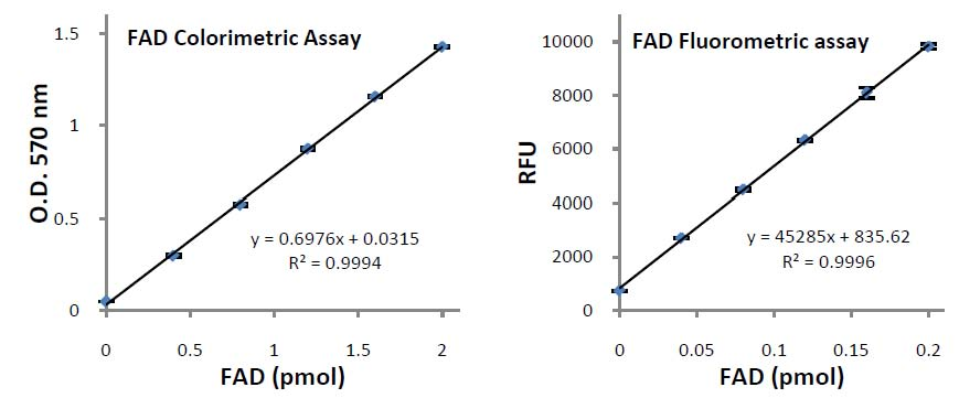 FAD Colorimetric/Fluorometric Assay Kit