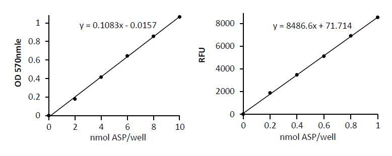 Aspartate Colorimetric/Fluorometric Assay Kit